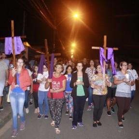 Pandemia do coronavírus suspende Caminhada Penitencial da Paróquia São Francisco de Assis no Adhemar Garcia