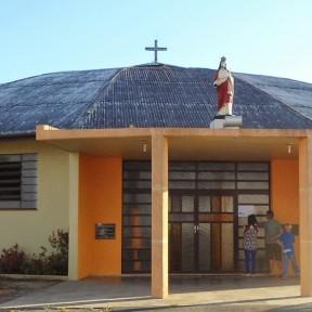 Paróquia Cristo Rei, em Rio Negrinho, comemora 6 anos de fundação