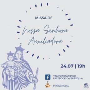 Paróquia Santo Antônio promove Dia de Súplica Mariana