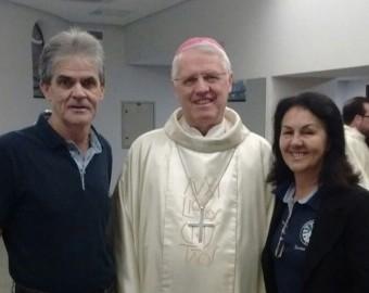 Diocese de Joinville presente na 9ª Peregrinação e 7º Simpósio Nacional das Famílias em Aparecida