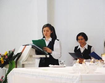 Votos Perpétuos irmã Mery Elizabeth de Sousa
