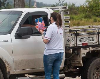 Pedágio Solidário - ECC Massaranduba