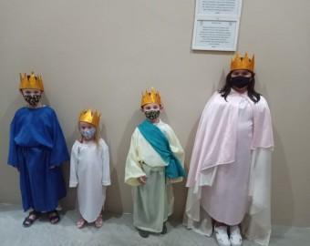 Pequenos Reis Magos - Paróquia Nossa Senhora de Belém