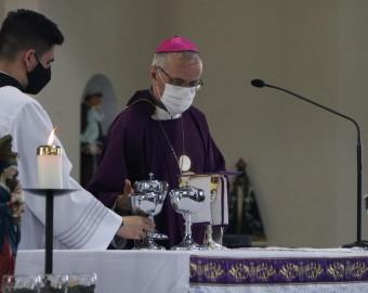 17/02/2020 | Santa Missa de Quarta-feira de Cinzas
