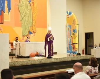 Padre Marcos Ricardo Friedrich - Paróquia Nossa Senhora de Fátima