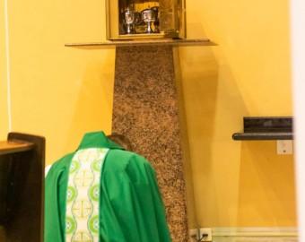 Padre Vilnei Carlos Pscheidt - Paróquia Cristo Ressuscitado