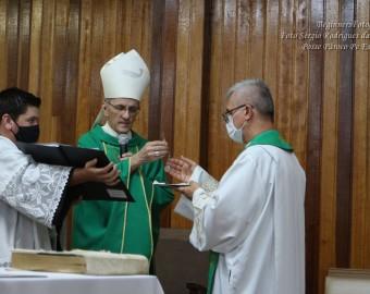 Padre Everton James Klapouch - Paróquia Nossa Senhora das Graças