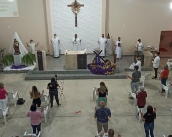 Novena em honra a São José Paróquia Nossa Senhora de Belém