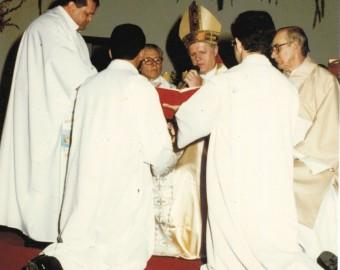 Jubileu de Prata diácono Jesus