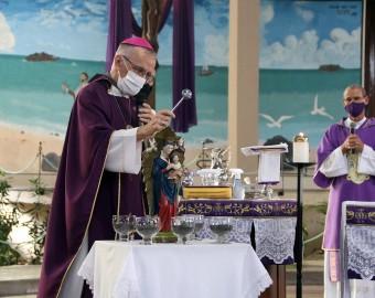 17/02/2020   Santa Missa de Quarta-feira de Cinzas