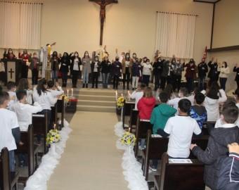 Paróquia São José de São Bento do Sul 7 anos