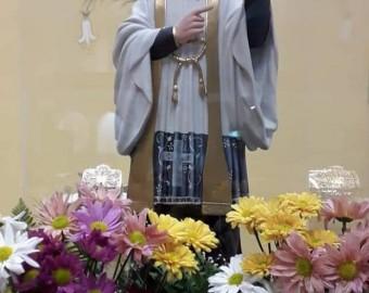 Celebrações Mês Missionário Extraordinário Diocese de Joinville