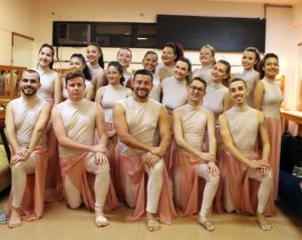 20º Festival de Dança Sacra | Bastidores Bailarinos | Fotos: Eduardo Schmitz