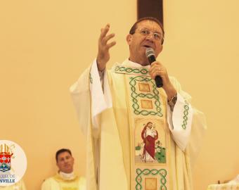Jubileu de Prata da Paróquia Sagrado Coração de Jesus (Pirabeiraba)