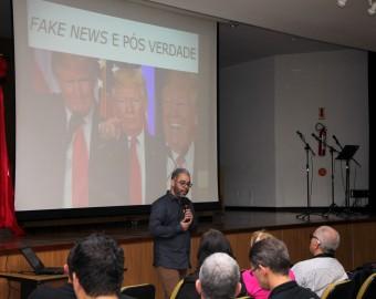 1º Seminário Diocesano de Comunicação   Fotos: Eduardo Schmitz e Clenilson Kamradt