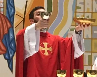 Padre Emerson Henrique Citadin