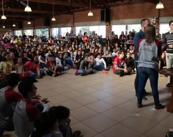 Encontro Comarcal de Acólitos (comarcas Joinville) | Fotos: Terezinha Campos