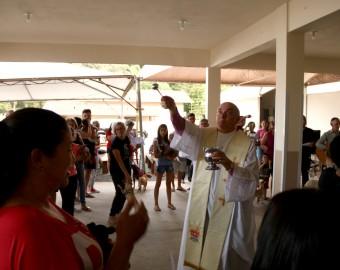 Bênção dos Animais | Paróquia São Francisco de Assis Adhemar Garcia | Fotos: Eduardo Schmitz