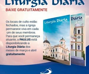 Liturgia Diária - Abril 2020