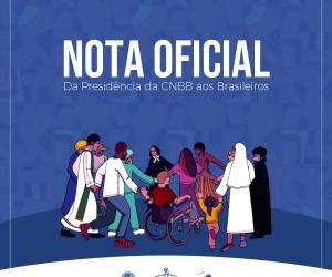 Nota Oficial CNBB - CFE 2021