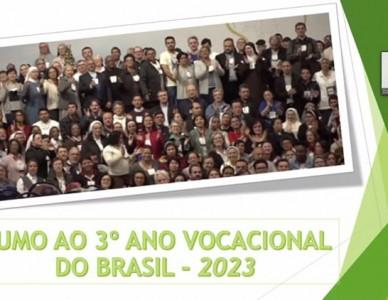 """""""Vocação: Graça e Missão"""" é o tema do Ano Vocacional 2023"""