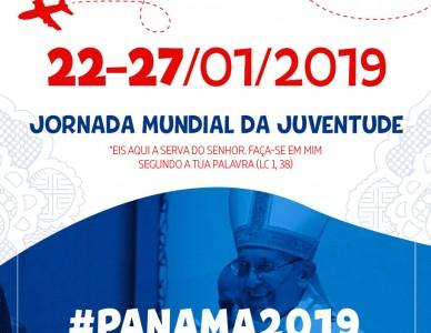 Divulgada data da JMJ Panamá 2019