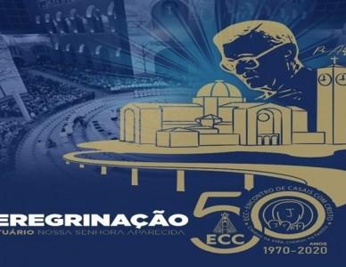Diocese terá excursão para os 50 anos do ECC em Aparecida/SP