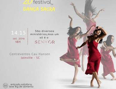 Suicídio é tema da apresentação de abertura do Festival de Dança Sacra