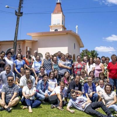 Sagrado Coração de Jesus de Massaranduba realizou seminário sobre Campanha da Fraternidade