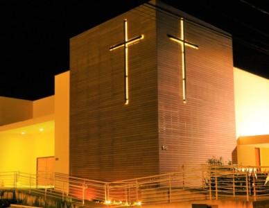 10 anos da Paróquia São Francisco de Assis no bairro Saguaçu