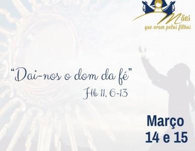 Inscrições abertas para o 1º Encontro Estadual SC Mães que oram pelos filhos