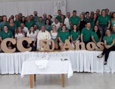 144 casais participam de formação do ECC, em Guaramirim