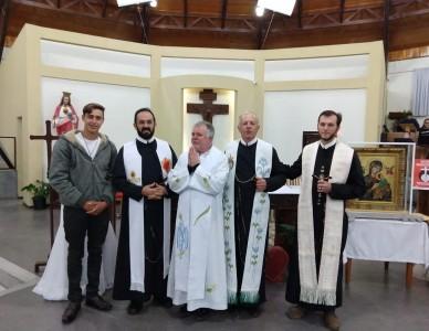 Missões Redentoristas acontecem na Paróquia Cristo Rei