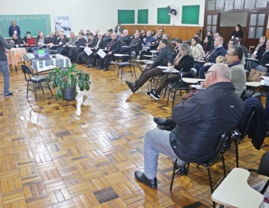 Assembleia Regional de Pastoral aprova as diretrizes da Ação Evangelizadora da Igreja em SC