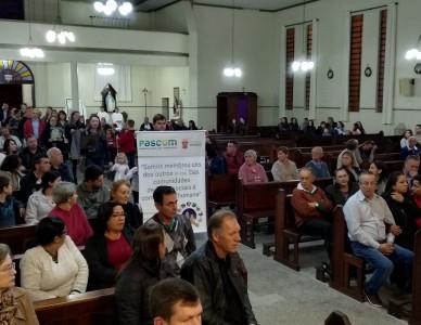 Comarca São Bento celebra 53ª DMCS com Missa