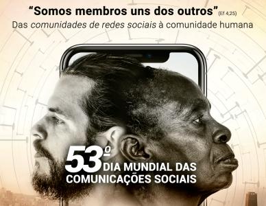 Diocese de Joinville celebra o 53º Dia Mundial das Comunicações Sociais