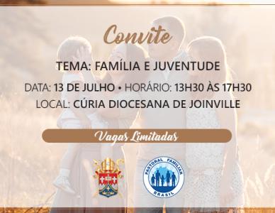 Família e Juventude - Participe!