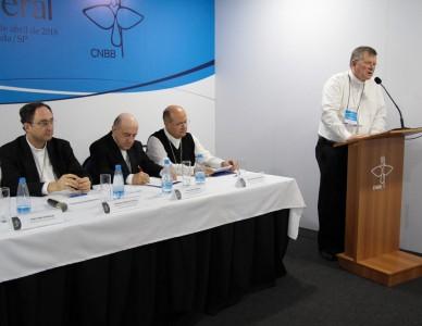 56ª Assembleia Geral da CNBB: Bispos enviam mensagem ao povo de Deus