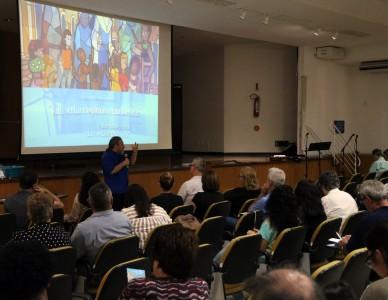 Seminário dá início à CF 2020 na Diocese de Joinville