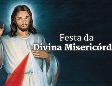 2º Domingo da Páscoa: Festa da Divina Misericórdia