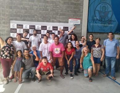 Hosana Jovem reúne 400 participantes