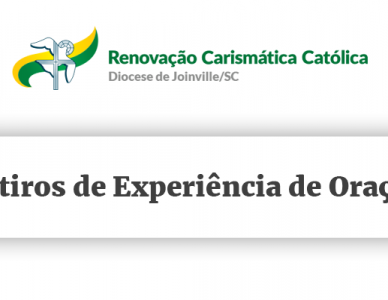 RCC terá final de semana de Retiros de Experiência de Oração em toda Diocese