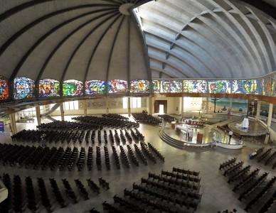 Catedral de Joinville amplia horário de funcionamento