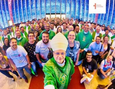 XV Encontro Nacional de Responsáveis Diocesanos de Juventude teve a participação da Diocese de Joinville