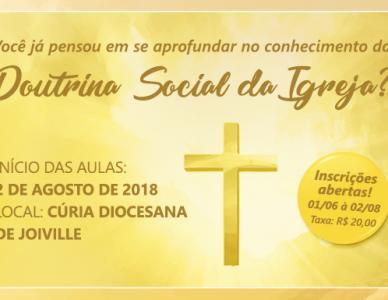 Doutrina Social da Igreja: conheça na Ecotecal
