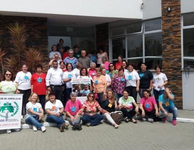Assembleia da Pastoral da Criança foi realizada na Diocese de Joinville