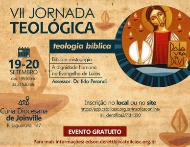 VII Jornada de Teologia da Católica de Santa Catarina