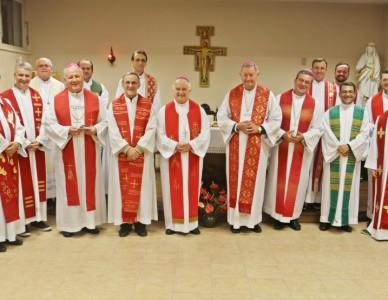 Episcopado catarinense e coordenadores diocesanos de pastoral se encontram em Blumenau (SC)