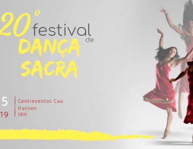 Festival de Dança Sacra: 20 anos evangelizando pela arte