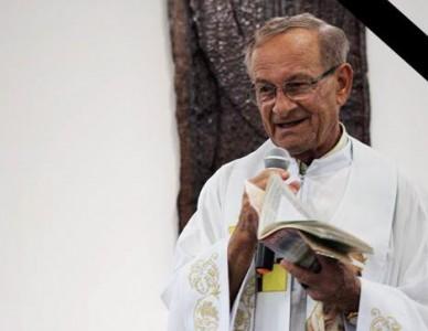 Morre Padre Luiz Facchini, fundador das cozinhas comunitárias